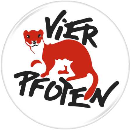 Logo von VIER PFOTEN International